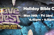 holiday bible club
